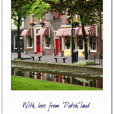 Postcards from Holland – Greetings!