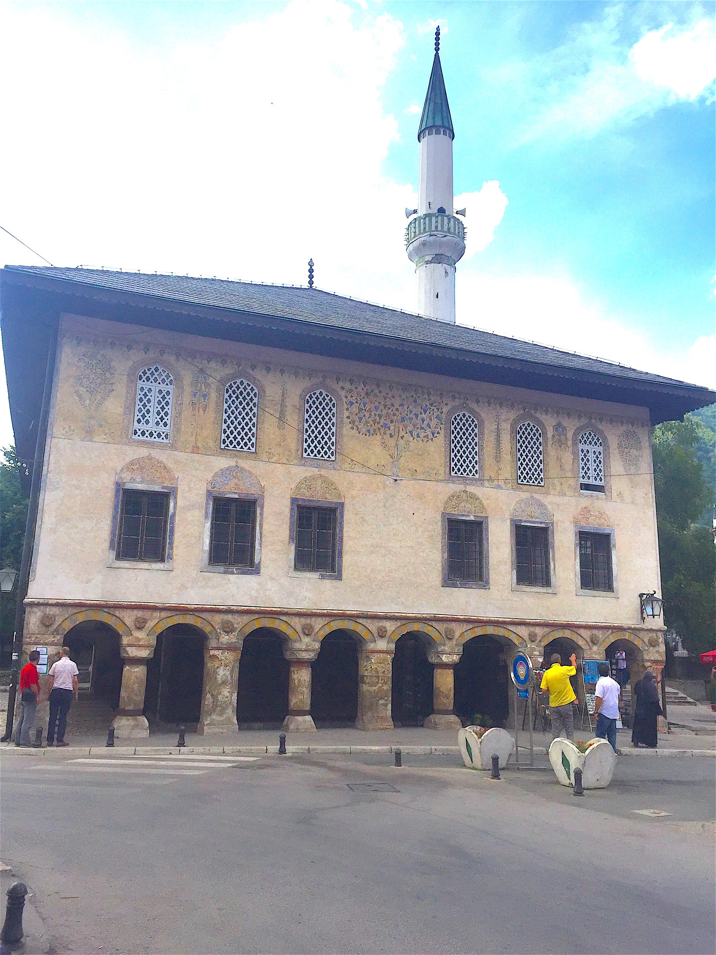 Travnik mosque